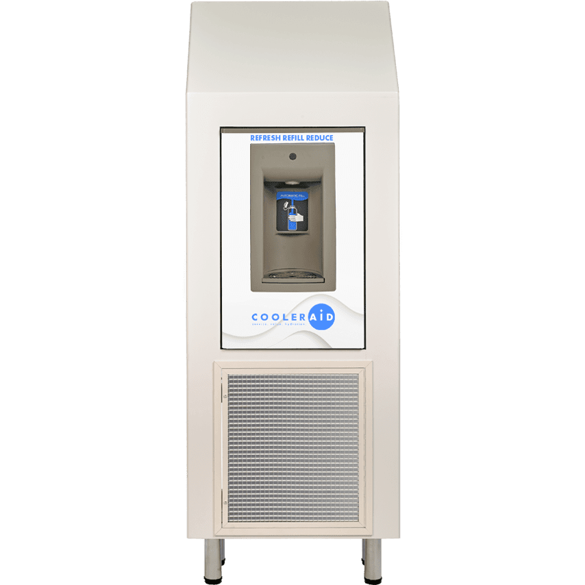 Cooleraid Bottle Filling Station
