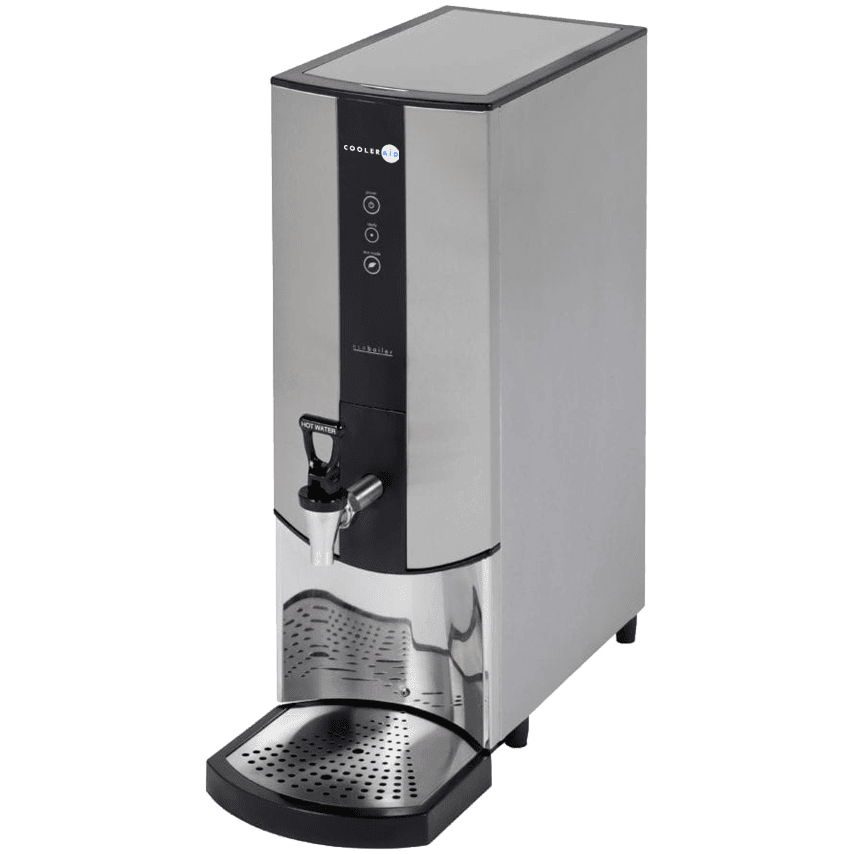 Counter top eco boiler with tap