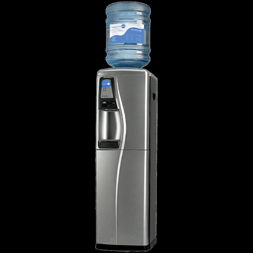 Platinum bottled water cooler