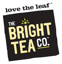Logo for the Bright Tea Co