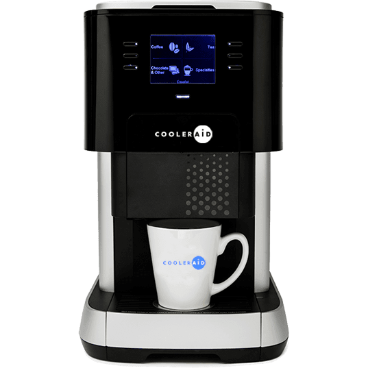 Flavia Coffee machine front