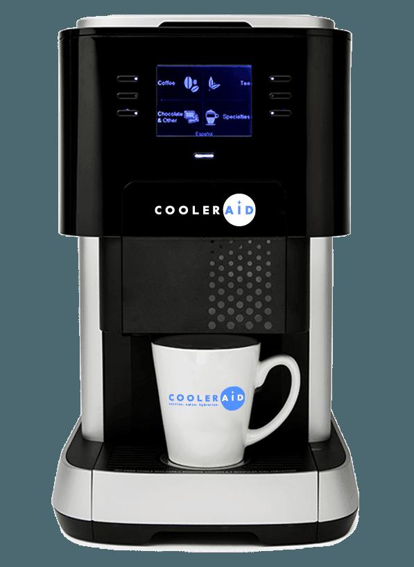 Flavia Coffee machine header image