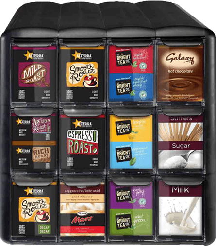 Flavia Coffee machine freshpack Drinks Selection image
